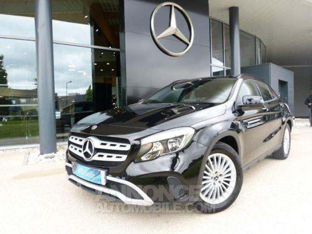 Mercedes Classe GLA 180 d Intuition 7G-DCT NOIR Occasion - 0