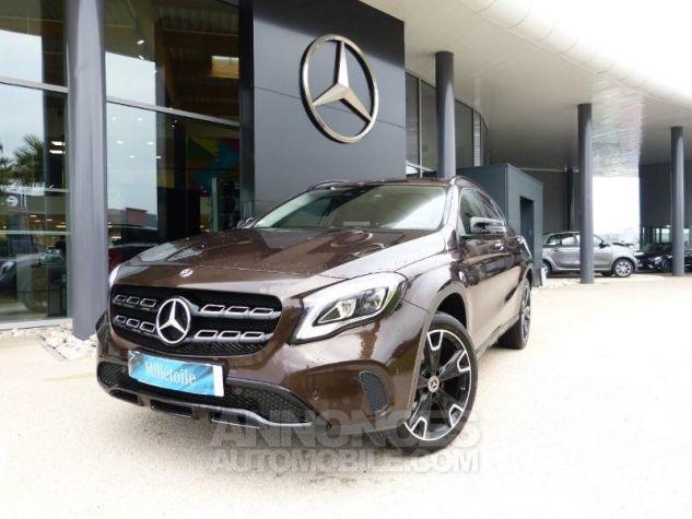 Mercedes Classe GLA 180 d Sensation 7G-DCT MARRON Occasion - 0