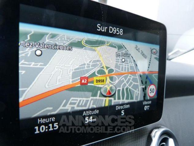 Mercedes Classe GLA 180 d Sensation 7G-DCT MARRON Occasion - 4