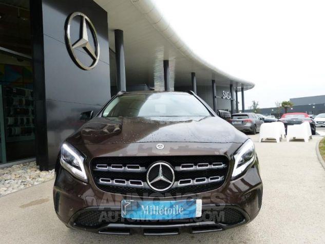 Mercedes Classe GLA 180 d Sensation 7G-DCT MARRON Occasion - 6