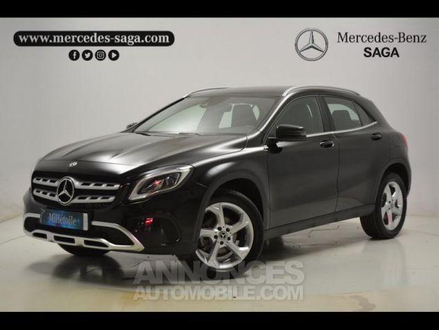 Mercedes Classe GLA 180 d Sensation 7G-DCT Noir Cosmos Occasion - 1