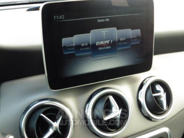 Mercedes Classe GLA 180 d Sensation 7G-DCT Bleu Cavansite Occasion - 12