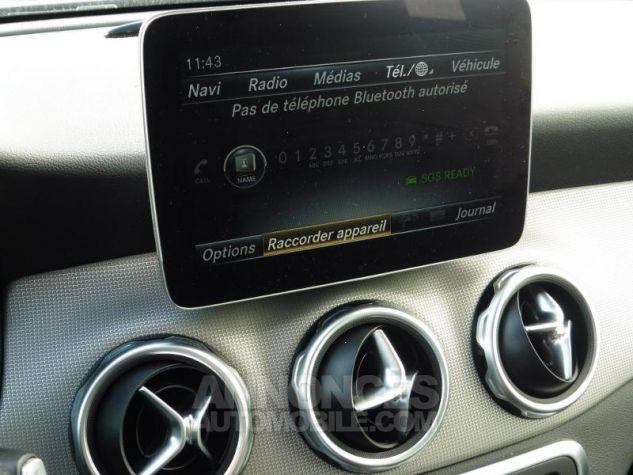 Mercedes Classe GLA 180 d Sensation 7G-DCT Bleu Cavansite Occasion - 13