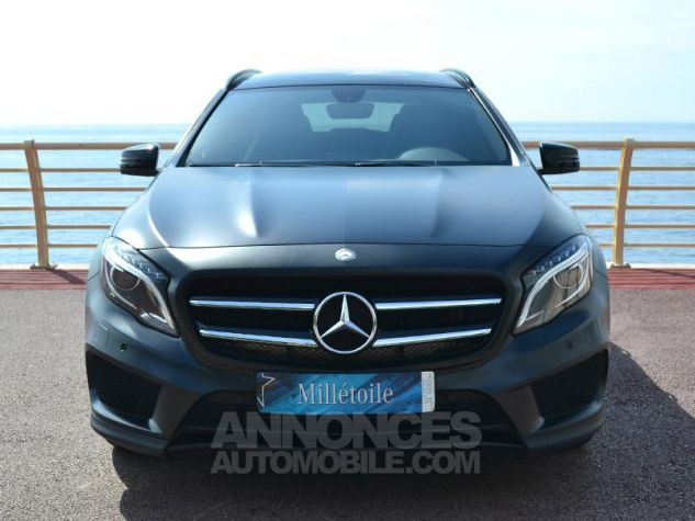 Mercedes Classe GLA 200 CDI Fascination 4Matic 7G-DCT Gris Mate Covering/ Blanc orig Occasion - 1