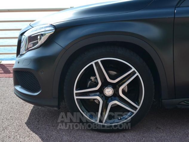 Mercedes Classe GLA 200 CDI Fascination 4Matic 7G-DCT Gris Mate Covering/ Blanc orig Occasion - 6