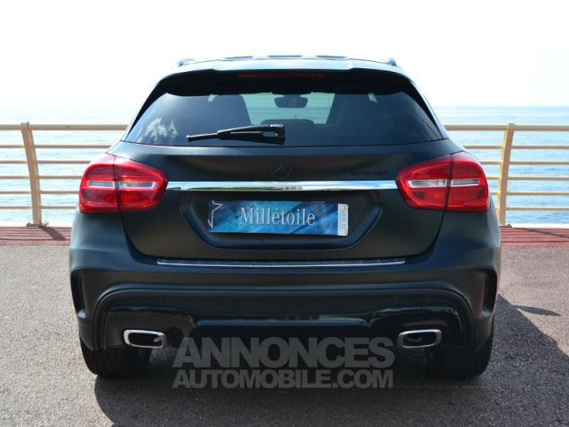 Mercedes Classe GLA 200 CDI Fascination 4Matic 7G-DCT Gris Mate Covering/ Blanc orig Occasion - 9