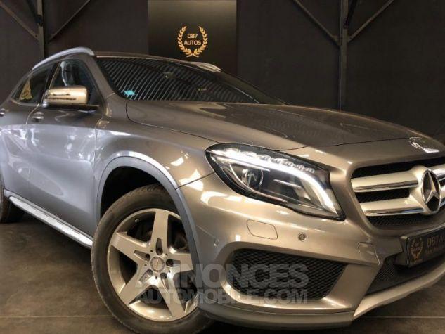 Mercedes Classe GLA 200 d 4Matic 7-G DCT GRIS Occasion - 0