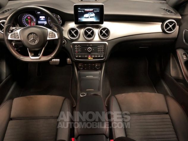 Mercedes Classe GLA 200 d 4Matic 7-G DCT GRIS Occasion - 7