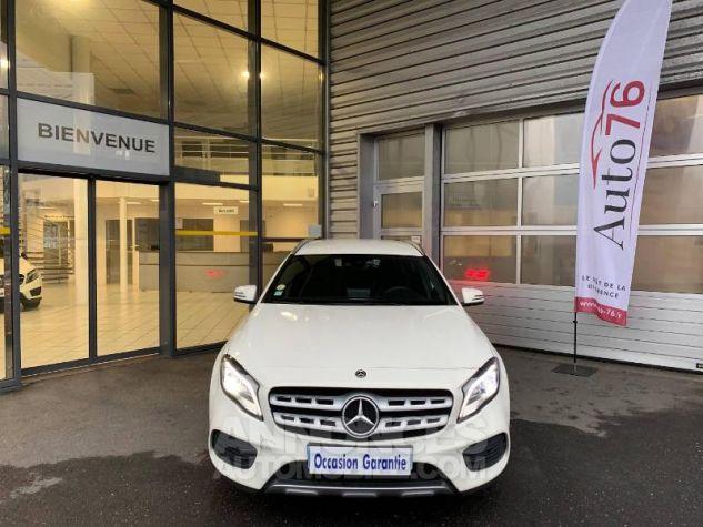 Mercedes Classe GLA 200 d Fascination 7G-DCT Blanc cirrus Occasion - 1