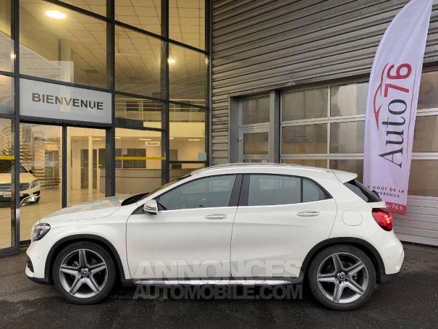 Mercedes Classe GLA 200 d Fascination 7G-DCT Blanc cirrus Occasion - 2