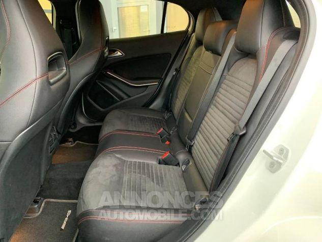 Mercedes Classe GLA 200 d Fascination 7G-DCT Blanc cirrus Occasion - 7