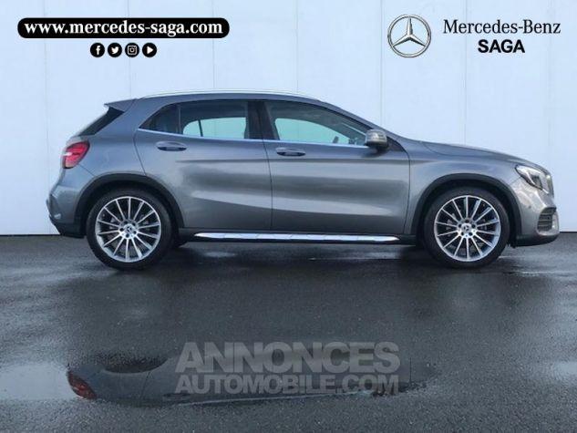Mercedes Classe GLA 200 d Fascination 7G-DCT gris montagne Occasion - 2