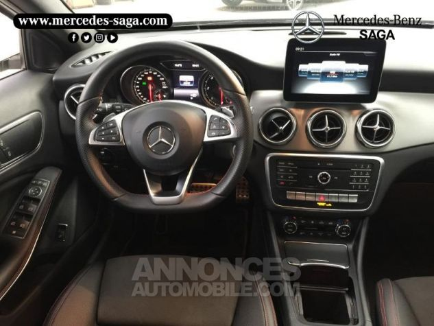 Mercedes Classe GLA 200 d Fascination 7G-DCT Blanc Cirrus Occasion - 9