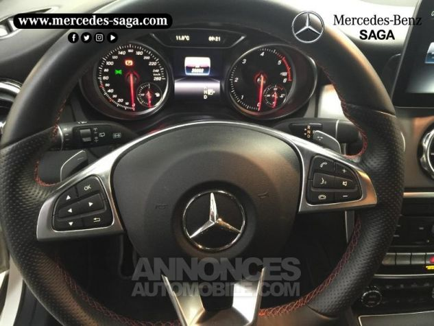 Mercedes Classe GLA 200 d Fascination 7G-DCT Blanc Cirrus Occasion - 12