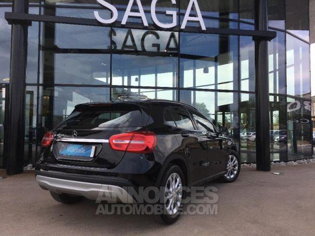 Mercedes Classe GLA 200 d Inspiration NOIR Occasion - 1