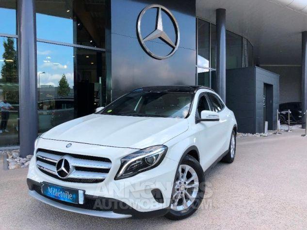 Mercedes Classe GLA 200 d Inspiration 4Matic 7G-DCT BLANC Occasion - 0