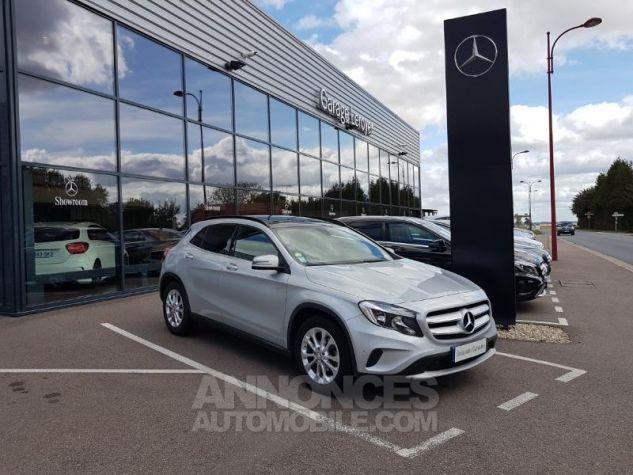 Mercedes Classe GLA 200 d Inspiration 7G-DCT ARGENT POLAIRE Occasion - 0