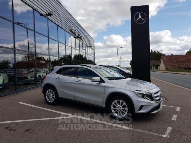 Mercedes Classe GLA 200 d Inspiration 7G-DCT ARGENT POLAIRE Occasion - 9