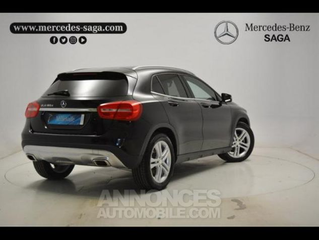 Mercedes Classe GLA 200 d Sensation 4Matic 7G-DCT NOIR Occasion - 1