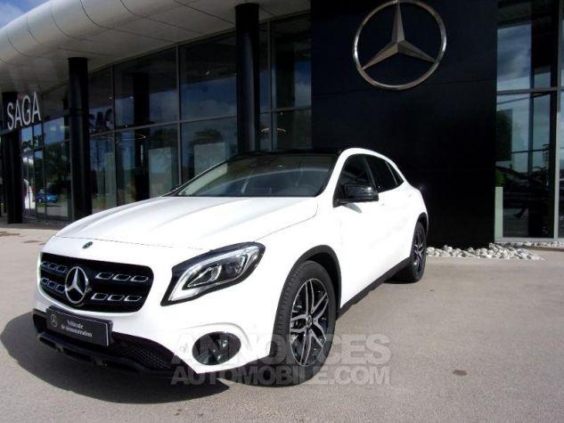 Mercedes Classe GLA 200 Sensation 7G-DCT Euro6d-T Blanc polaire non métallisé Neuf - 0