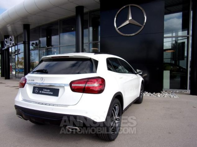 Mercedes Classe GLA 200 Sensation 7G-DCT Euro6d-T Blanc polaire non métallisé Neuf - 1