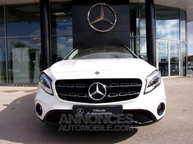 Mercedes Classe GLA 200 Sensation 7G-DCT Euro6d-T Blanc polaire non métallisé Neuf - 10