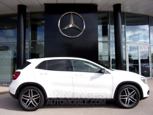 Mercedes Classe GLA 200 Sensation 7G-DCT Euro6d-T Blanc polaire non métallisé Neuf - 11