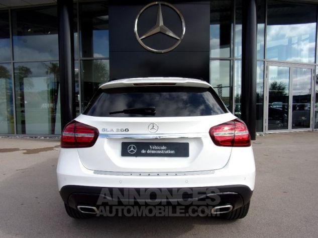Mercedes Classe GLA 200 Sensation 7G-DCT Euro6d-T Blanc polaire non métallisé Neuf - 12