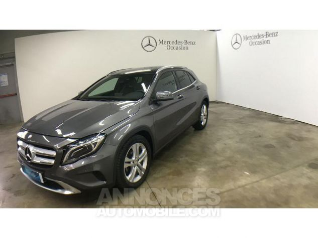 Mercedes Classe GLA 220 CDI Business Executive 4Matic 7G-DCT  Occasion - 0