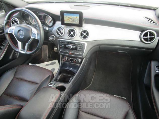 Mercedes Classe GLA 220 CDI Fascination 4Matic 7G-DCT blanc cirrus Occasion - 2