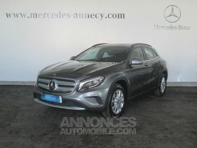 Mercedes Classe GLA 220 CDI Inspiration 4Matic 7G-DCT gris montagne Occasion - 0