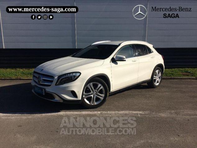 Mercedes Classe GLA 220 CDI Sensation 4Matic 7G-DCT ZP BLANC CIRRUS Occasion - 0