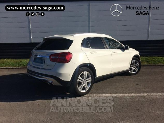 Mercedes Classe GLA 220 CDI Sensation 4Matic 7G-DCT ZP BLANC CIRRUS Occasion - 1