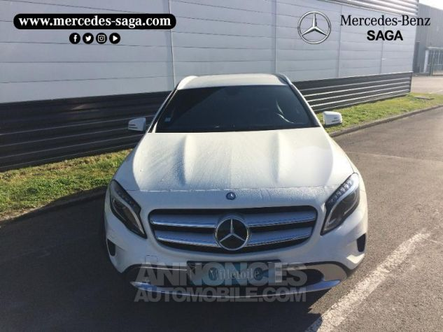 Mercedes Classe GLA 220 CDI Sensation 4Matic 7G-DCT ZP BLANC CIRRUS Occasion - 6