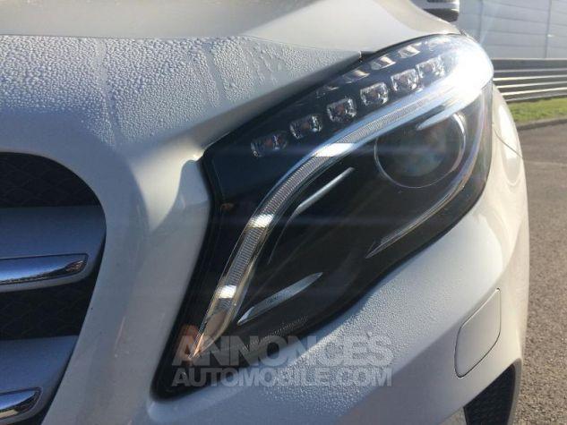 Mercedes Classe GLA 220 CDI Sensation 4Matic 7G-DCT ZP BLANC CIRRUS Occasion - 10