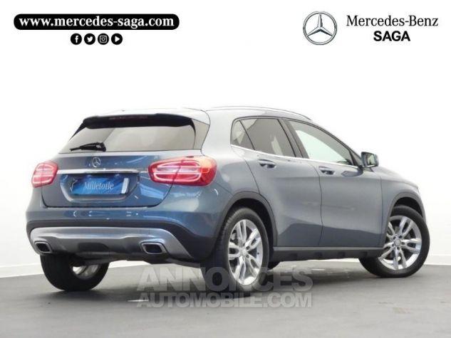 Mercedes Classe GLA 220 CDI Sensation 7G-DCT Bleu Univers Occasion - 1
