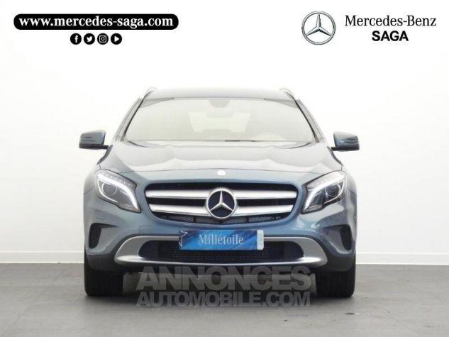 Mercedes Classe GLA 220 CDI Sensation 7G-DCT Bleu Univers Occasion - 4