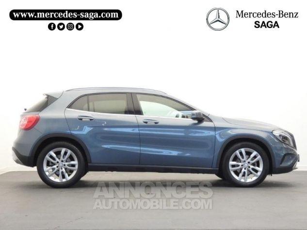 Mercedes Classe GLA 220 CDI Sensation 7G-DCT Bleu Univers Occasion - 5