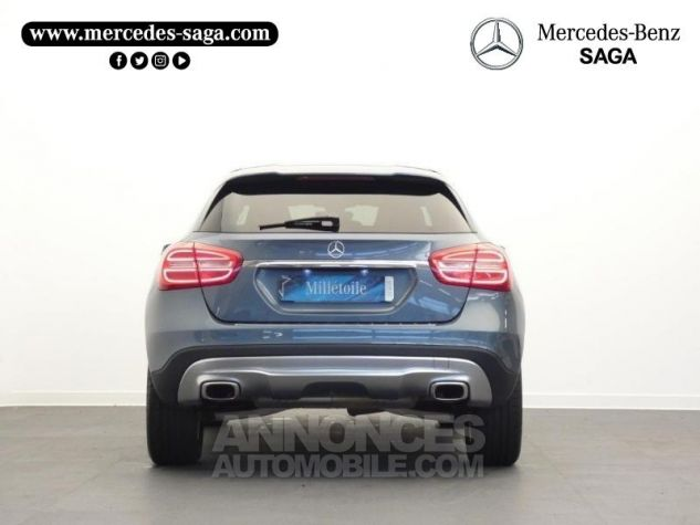 Mercedes Classe GLA 220 CDI Sensation 7G-DCT Bleu Univers Occasion - 6