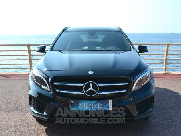 Mercedes Classe GLA 220 d Fascination 4Matic 7G-DCT Noir Occasion - 1