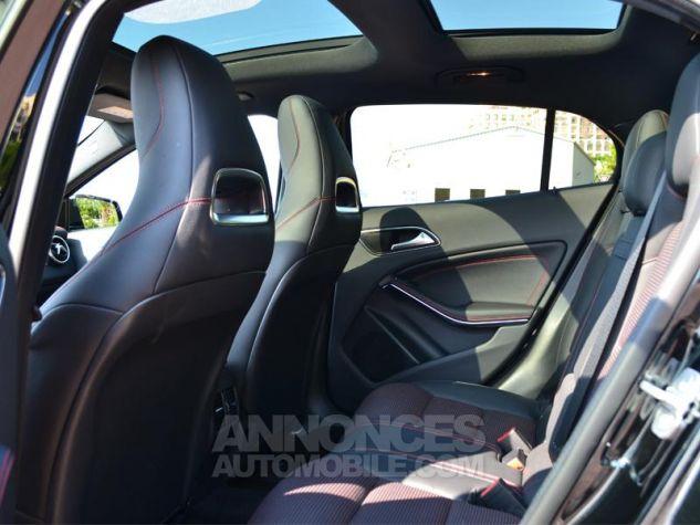 Mercedes Classe GLA 220 d Fascination 4Matic 7G-DCT Noir Occasion - 5