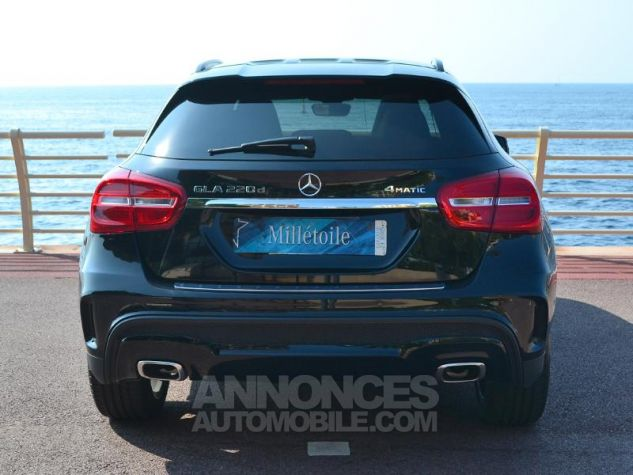 Mercedes Classe GLA 220 d Fascination 4Matic 7G-DCT Noir Occasion - 9