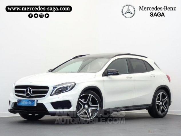 Mercedes Classe GLA 220 d Fascination 7G-DCT Blanc Cirrus Occasion - 0