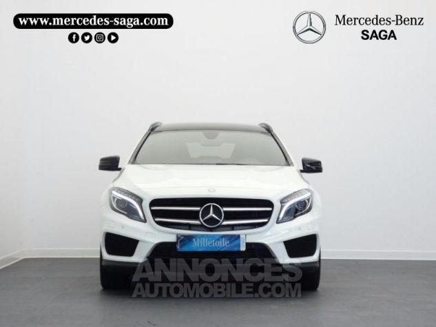 Mercedes Classe GLA 220 d Fascination 7G-DCT Blanc Cirrus Occasion - 5