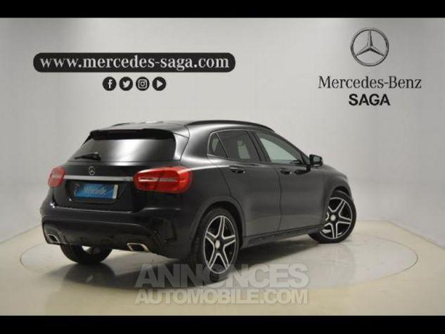 Mercedes Classe GLA 220 d Fascination 7G-DCT NOIR COSMOS Occasion - 1