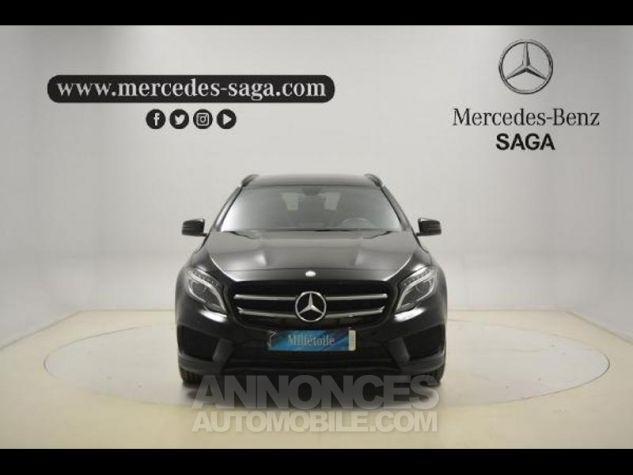 Mercedes Classe GLA 220 d Fascination 7G-DCT NOIR COSMOS Occasion - 2