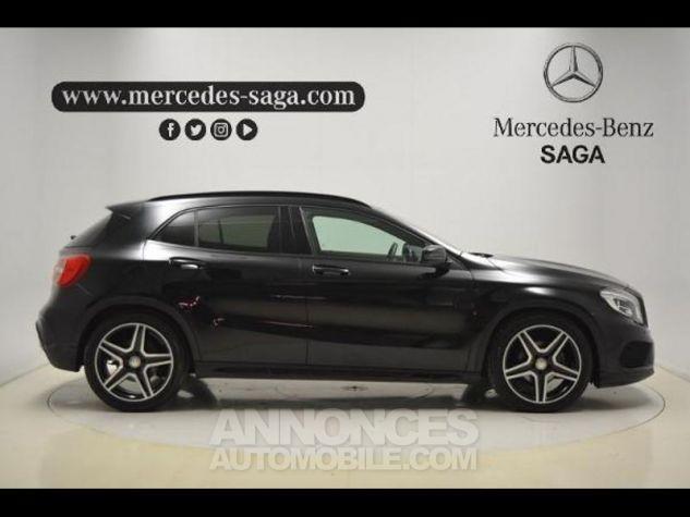 Mercedes Classe GLA 220 d Fascination 7G-DCT NOIR COSMOS Occasion - 5