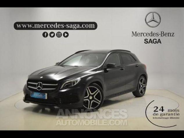 Mercedes Classe GLA 220 d Fascination 7G-DCT NOIR COSMOS Occasion - 0