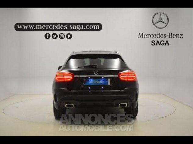 Mercedes Classe GLA 220 d Fascination 7G-DCT NOIR COSMOS Occasion - 3