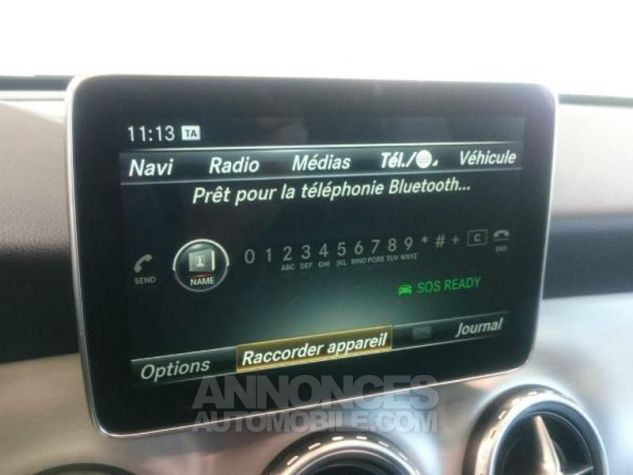 Mercedes Classe GLA 220 d Fascination 7G-DCT NOIR COSMOS Occasion - 9